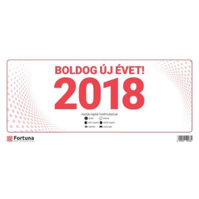 ASZTALI NAPTÁR FORTUNA 24 TA 2019