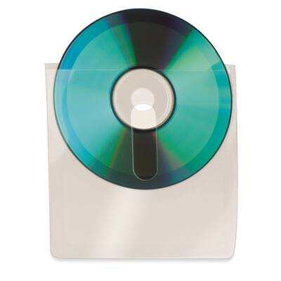 Öntapadó tok 3L CD/DVD 127x127mm 10 db/csomag