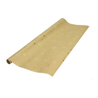 Csomagolópapír Eco Xmas 70x200 arany