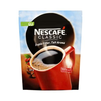 Kávé instant NESCAFE Classic 50 g