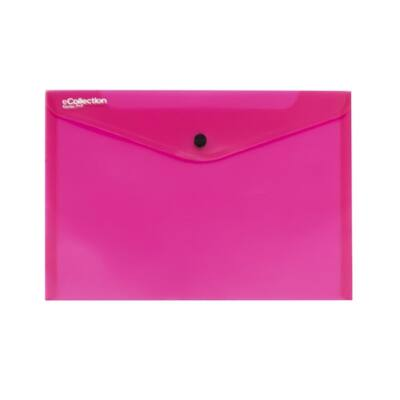 Irattasak E-COLLECTION A/5 patentos pink
