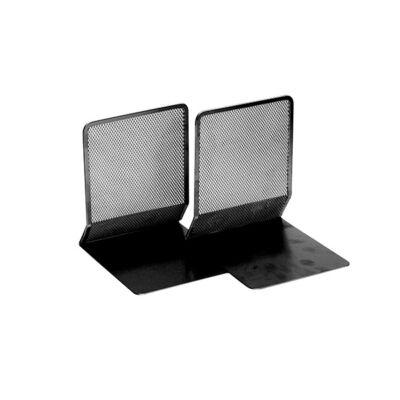 Könyvtámasz ICO fémhálós fekete 2 db/csomag