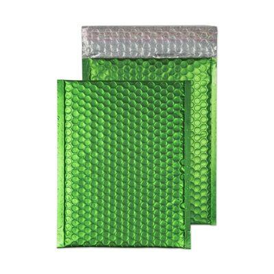 Légpárnás tasak BLAKE ENVELOPES szilikonos C5+ 250x180mm bogár zöld