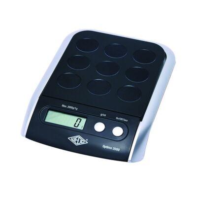 Levélmérleg WEDO Optimo 2000 2kg/1g