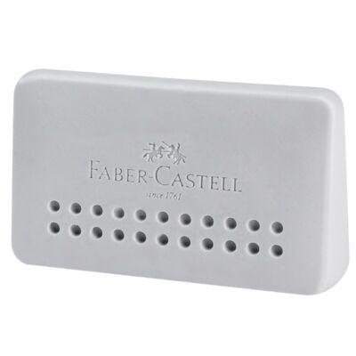 Radír Faber-Castell Grip Edge szürke