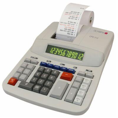 Számológép szalagos OLYMPIA CPD-512 12 digit