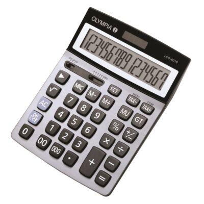 Számológép asztali OLYMPIA LCD-6016 16 digit
