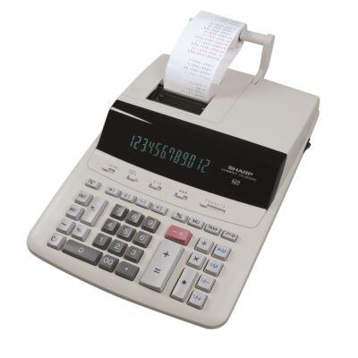 Számológép szalagos SHARP CS-2635RHGYSE 12 digit