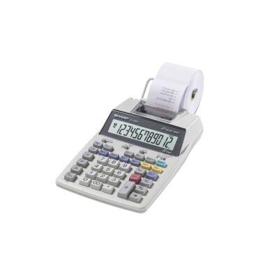 Számológép szalagos SHARP EL-1750V 12 digit