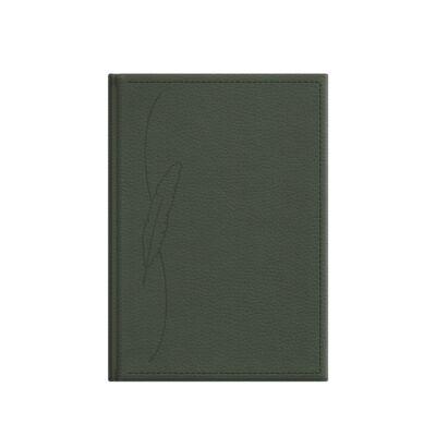 Tárgyalási napló Toptimer Classic C162 B/5 sárga lapos zöld