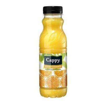 Gyümölcslé CAPPY narancs 100%-os 0,33L